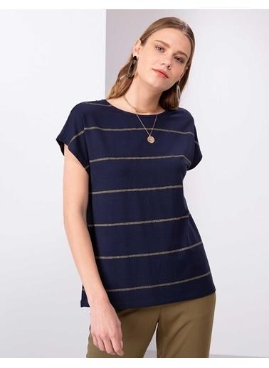 Pierre Cardin T-Shirt Lacivert